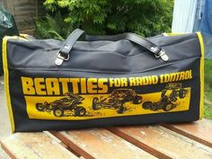 Beatties vintage rc car bag holdall | eBay