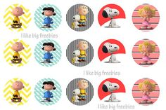FREE Peanuts Bottlecap images / Peanuts Movie bottlecap images/ Charlie Brown Bottle Top Crafts, Bottle Cap Projects, Bottle Cap Magnets, Bottle Cap Art, Free Bottlecap Images, Minion Stickers, Cupcake Toppers Free, Peanuts Movie, Fairy Coloring Pages