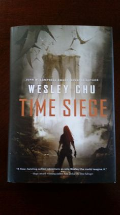 The wonderful people over at Tor were awesome enough to send me this review copy! Thanks Tor! I can't wait to read and review!  Time Siege by Wesley Chu is Out July 12th, 2016! So go get a copy! &n…