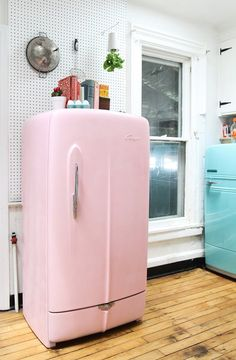 How To Paint a Refrigerator: Tips & Photo Tutorial | Apartment Therapy
