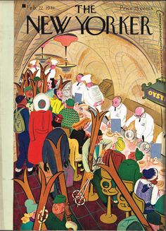 The New Yorker Feb. 22, 1941