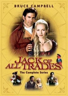 Jack of All Trades (TV Series 2000– )
