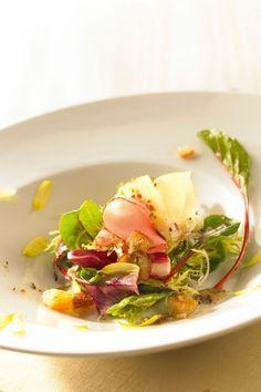 Gourmet-Wildkräutersalat