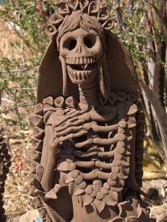 Capula.Catrina.1 by PinchePedro, via Flickr