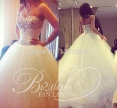Cheap gown wedding dress, Buy Quality dresse directly from China gowns china Suppliers: