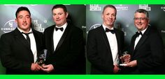 Great night for Creggs RFC with Dave Purcell & Denis Buckley picking up awards!
