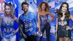 DONA DA RODA. E a eleita foi ninguém melhor que Taís Araujo no badalado Camarote da BOA no Rio. www.flashesefatos.com.br