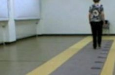 A 72 year old woman demonstrates how a simple walking exercise can show early signs of cognitive decline.