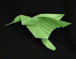 Tons of origami bird tutorials!
