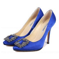 Manolo Blahnik- the shoe of all shoes <3