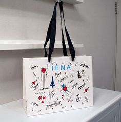 Graphic Design Tools, Tag Design, Graphic Design Tutorials, Label Design, Fashion Packaging, Brand Packaging, Packaging Design, Shopping Bag Design, Paper Shopping Bag