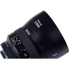Resumo Fotográfico - Novas lentes Zeiss Milvus para Canon e Nikon