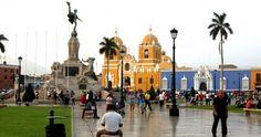 Onde ficar em Trujillo - Plaza de Armas