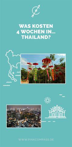 Was kosten 4 Wochen in... Thailand? • Pink Compass