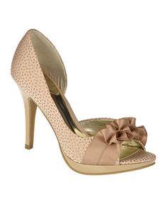 5487055393 Carlos by Carlos Santana Pretty Peep Toe Pumps   Reviews - Shoes - Macy s