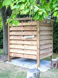 Image result for diy outdoor shower drainage