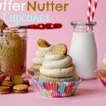 Fluffer Nutter Cupcakes - confessionsofacookbookqueen.com