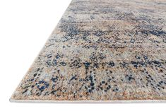 Loloi Rug Anastasia AF-13 Mist/Blue – High Fashion Home Modern Color Palette, Modern Colors, Cat Room, High Fashion Home, Contemporary Rugs, Power Loom, Blue Area Rugs, Blue Rugs, Rustic Style