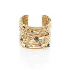 SHARRA PAGANO   COSMOS Collection   Eclipse Bracelet