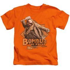 """Checkout our #LicensedGear products FREE SHIPPING + 10% OFF Coupon Code """"Official"""" The Hobbit / Bombur - Short Sleeve Juvenile 18 / 1 (4) - The Hobbit / Bombur - Short Sleeve Juvenile 18 / 1 (4) - Price: $24.99. Buy now at https://officiallylicensedgear.com/the-hobbit-bombur-short-sleeve-juvenile-18-1-4-74128"""