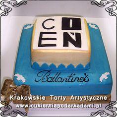 004. Tort dla klubu Cień. Cake for the Cien club.