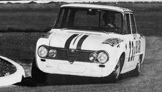 Piero Gancia — Alfa Romeo Giulia TI Super — Scuderia Jolly Gancia - Brasilia 1966