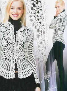 harika Tığ İşi Hırka Modelleri Ve Anlatımlı Yapılışları Crochet Box, Freeform Crochet, Thread Crochet, Irish Crochet, Crochet Shawl, Knit Crochet, Crochet Designs, Crochet Patterns, Crochet Magazine