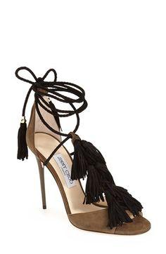 Jimmy Choo 'Mindy' Tassel Sandal