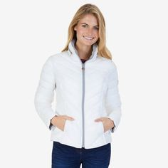 EBAY:  Was $150, NOW $54.99 + Ships FREE!  Nautica Womens Reversible Down Puffer Jacket  6 Colors, S-XL   SAVE $95: http://ebay.to/2Acq2KA  #ad