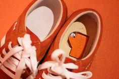 Estas zapatillas te indican la dirección que debes tomar a través de pequeñas vibraciones