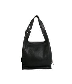 Eco Supermarket Bag Small Black