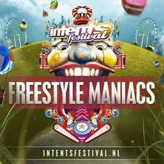 Intents Festival 2015 - Liveset Freestyle Maniacs (Outrageous Sunday) by intentsfestival on SoundCloud - :) #nowplaying