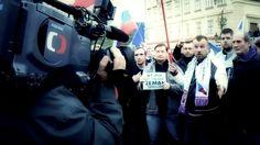 Krátké momentky z Prahy dne 28.10.2016, které v televizi neuvidíte