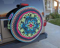 CUSTOM Unique Tire Cozy