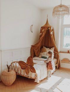 Baby Bedroom, Girls Bedroom, Kids Canopy, Nursery Neutral, Little Girl Rooms, Fashion Room, Room Inspiration, Kids Room, Room Decor
