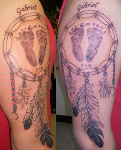 dream catcher tattoo with names - Google Search Wife Tattoos, Tatoos, Dream Catcher Tattoo, Dream Catchers, Beauty Tips, Beauty Hacks, Hair Beauty, Celtic Animals, Tattoo Ideas