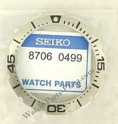 Seiko SEIKO SKZ245 SKZ247 SKZ251 FRANKEN MONSTER ROTATING BEZEL 7S36-02S0 SKZ249K1