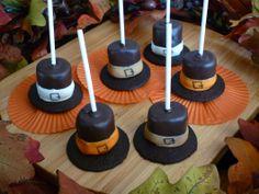 Easy Pilgrim Hat pops!