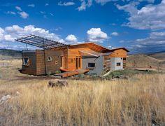 Outside-In House | Livingston, Montana | Studio Ryker