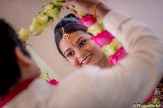 Bride and Groom Photo. Baraat conducted by DJ Gaurav in Gujarati Wedding at Hanover Marriott. Bridal makeup by Sanjana Vaswani Coordinator Nobility Events. Featured in South Asian Bride Magazine. Best Wedding Photographer PhotosMadeEz . Award Winning Photographer Mou Mukherjee .