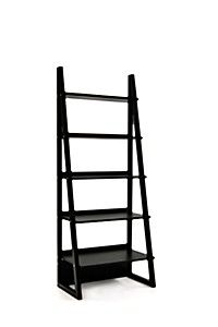 Our freestanding ladder shelf is a stylish shelving unit that will work well in any home or office setting. Home Online Shopping, Home Decor Online, Office Bookshelves, Ladder Bookcase, Wall Shelves, Shelving, Shelf, Mr Price Home, Buy Office