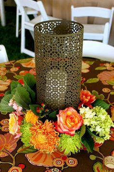 fall rehearsal dinner decorations - Google Search