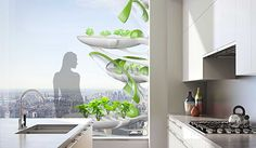 Home farming the whole life cycle with GARDEN POD from #DesignLab2014