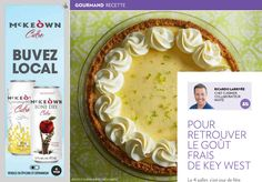 Pour retrouver le goût frais deKeyWest - La Presse+ Graham, G 1, Yummy Food, Delicious Recipes, Biscuits, Muffins, Lemon, Sweets, Bread