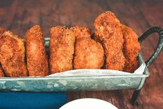 Using red snapper for my Crispy Fried Red Snapper Fish Sticks really enhanced the flavor of this recipe; versus using the the typical Pollock fish that is used in traditional store bought frozen fish sticks. Fried Snapper Recipe, Fried Red Snapper, Snapper Recipes, Salmon Recipes, Fried Fish Recipes, Seafood Recipes, Fish Sticks, Fish And Seafood, Food And Drink