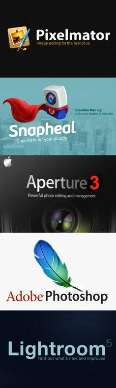 Cinque ottimi programmi di fotoritocco per Mac