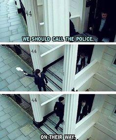 Oh, Sherlock <3 .
