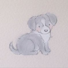 As one of our puppy collection this is a very cute illustration of a border collie puppy. This is a limited edition of only 50 signed copies. It is printed on white hammered 250 gsm card. The print is delivered unframed but does come with a mount to fit a 10 x 8 frame.