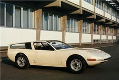 Fiat Dino (Pininfarina), 1967