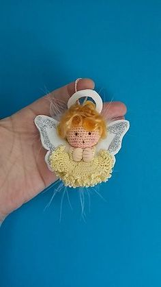 Amigurumi Angel (Free Amigurumi Patterns)